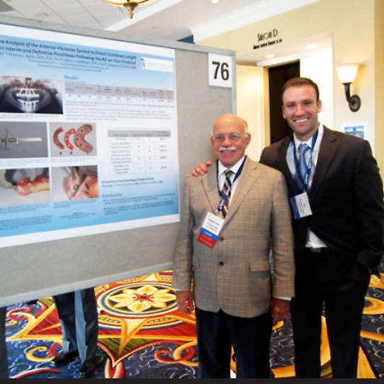 Prosthodontic Insights: Dr. Thomas Balshi Presents Lecture at ACP