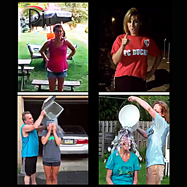 Pi Dental Center Takes the Ice Bucket Challenge