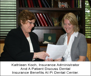 Dental Insurance: Timing is Everything. Patient and Dental Insurance Manager Discuss Options