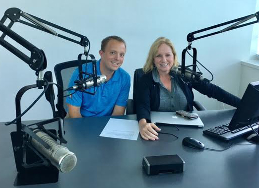 Stephen Balshi of CM Prosthetics is Interviewed on WWDB AM860