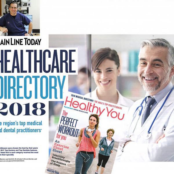 Main Line Today's Top Dental Practitioner 2018