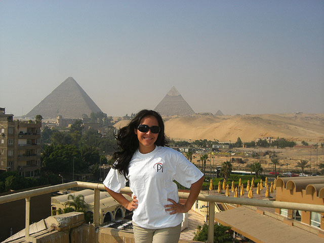 Dental Student at Le Meridien Pyramids Hotel, in Cairo Egypt