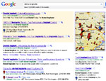 Sample of a Google Search Page