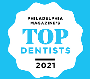Philly Magazine Top Dentists 2021
